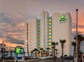 Holiday Inn Express & Suites Oceanfront Daytona Beach Shores, resort in Daytona Beach
