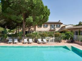 Les Maisons Du Sud, apartment in Saint-Tropez