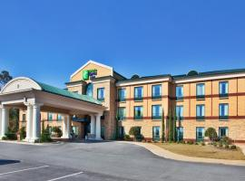 Holiday Inn Express Hotel & Suites Macon-West, hotel in Macon