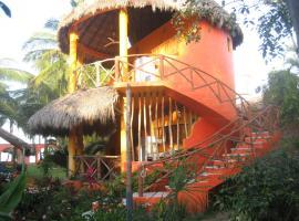 Unelma Bungalows, hotel que admite mascotas en Bucerías