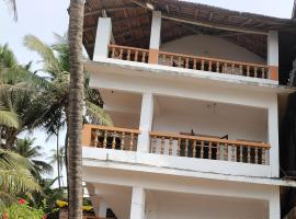 Ludu See View Guest House, hotel in Arambol