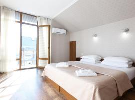 Mini Hotel Lokalita, отель в Адлере