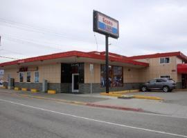 Econo Inn, hotel ad Anchorage