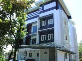 Eden Isle Luxury Service Apartment, apartment in Cochin