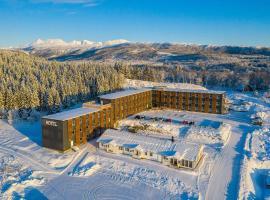Sure Hotel by Best Western Harstad Narvik Airport, hotel in Evenesmarkja