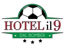 Hotel il 9, hotell i Lido di Camaiore