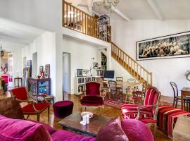 Villa In The Parisian Countryside, villa a Parigi