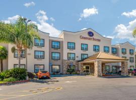 Comfort Suites Downtown Sacramento, hotel in Downtown Sacramento, Sacramento