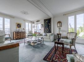Luxury apartment on the Ile de la Cité, apartment in Paris