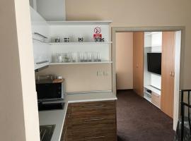 Brasna2, Hotel in Nové Zámky