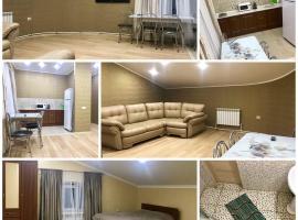 Apartment on Gladilova 40, отель в Казани, рядом находится Зилантов Свято-Успенский монастырь