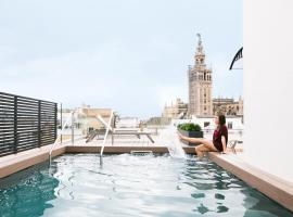 Joya del Casco Boutique Hotel by Shiadu, hotel in Seville