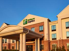 Holiday Inn Express Bordentown - Trenton South, an IHG Hotel, hotel in Bordentown