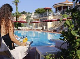 Hotel Liliana Diano Marina, отель в Диано-Марина