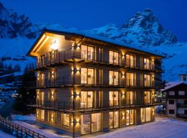 Red Fox Lodge, apartment in Breuil-Cervinia