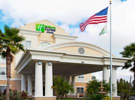 Holiday Inn Express and Suites Tampa I-75 at Bruce B. Downs, Holiday Inn hotel in Tampa