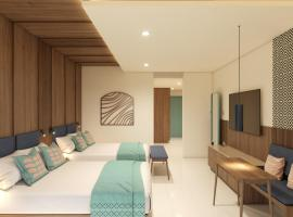 Royal UNO - All Inclusive Resort & Spa, hotel near Mayan Museum, Cancún