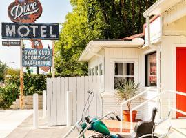 The Dive Motel and Swim Club, motel in Nashville