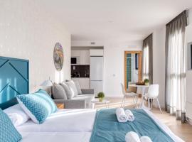 Beach Hotel Alfredo, hotel en Las Palmas de Gran Canaria