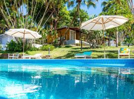 Pousada Rio da Vila, hotel perto de Terminal Rodoviário de Porto Seguro, Porto Seguro