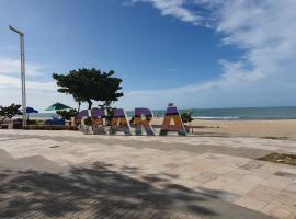 APTO LUXO EM HOTEL - BEIRA MAR FORTALEZA, hotel near Mucuripe Fish Market, Fortaleza