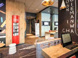 Ibis Agen Centre Gare, hotel in Agen