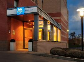 ibis budget Hotel Brussels Airport, hôtel  près de: Aéroport de Bruxelles-National - BRU