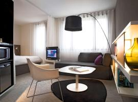 Novotel Suites Perpignan Centre, hotel near Palace of the Kings of Majorca, Perpignan