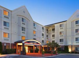 Candlewood Suites West Little Rock, an IHG Hotel, hotel in Little Rock