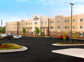 Candlewood Suites Oklahoma City - Bricktown, hotel in Oklahoma City