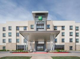 Holiday Inn Express Hotel & Suites Amarillo West, hotel in Amarillo