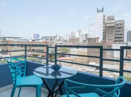 SimplyComfort, Lux Apt Great Location GameRoom, self catering accommodation in Lima