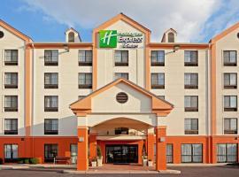 Holiday Inn Express Hotel & Suites Meadowlands Area, an IHG Hotel, hotel near Teterboro - TEB,