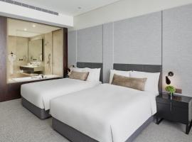 新竹英迪格酒店,新竹市的飯店