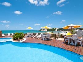 Mirador Praia Hotel, hotel em Natal