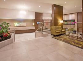 Holiday Inn Vancouver-Centre Broadway, an IHG Hotel, hotel near Olympic Village Skytrain Station, Vancouver