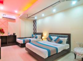 Hotel Aira Xing New Delhi - We Invite You To Try It, hotel near Swaminarayan Akshardham, New Delhi