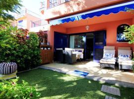 BAHIA MELONERAS II 62, hotel in Meloneras