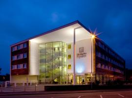 Holiday Inn Express, Chester Racecourse, hotel near Caergwrle Castle, Chester
