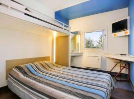 hotelF1 Brive Ussac、ユサックのホテル