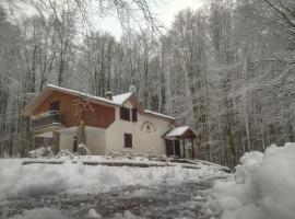 Chalet Il Cristallo-Monte Amiata, cabin in Castel del Piano