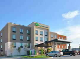 Holiday Inn Express & Suites Oklahoma City Mid - Arpt Area, hotel near Will Rogers World Airport - OKC, Oklahoma City