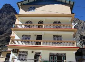 Lachung Regency, hotel in Lachung
