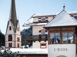 Charme Hotel Uridl, hotel a Santa Cristina in Val Gardena