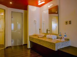 Autohotel Dubai, hotel en Veracruz