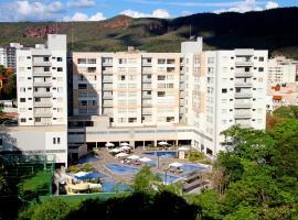 Flat Park Veredas 312 - Rio Quente, hotel near Hot Lake, Rio Quente