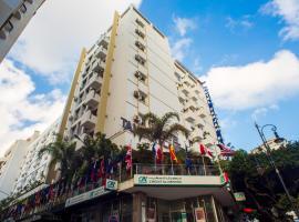 Hôtel Tanjah Flandria, hotel in Tangier