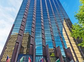 Crowne Plaza Seattle, hotel in Seattle