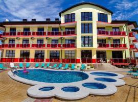 Guest House Positive, budget hotel in Vityazevo