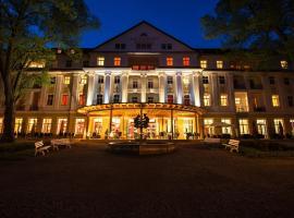 Kulturhotel Kaiserhof, hotel in Bad Liebenstein